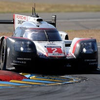 Timo Bernhard leads Porsche to dramatic 24 Hours of Le Mans win