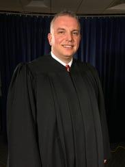 Crawford County Municipal Court Judge Shane Leuthold.