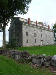 The Old Stone House in Brownington was built in 1836