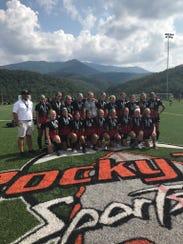 Stewarts Creek's girls soccer team won its division