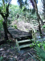 The River Oaks Park is a 10-acre plot of land off of