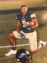 Cameron Brown, Casteel.