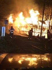 Courtesy Asheville Fire Department