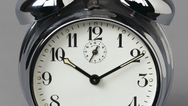 (Royalty free image - unlimited reuse after initial purchase)Corbis royalty free image of an alarm clock. --- DATE TAKEN: 2002     Corbis        HO      - handout ORG XMIT: PX82163