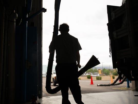 Letter Scrap Arizona emissions tests