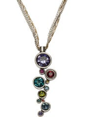 """Patricia Locke """"Applause Necklace"""" is one of many items"""