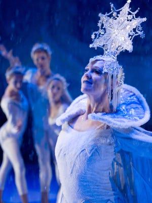 "Center Dance Ensemble's ""Snow Queen"" celebrates its 25th season this December."