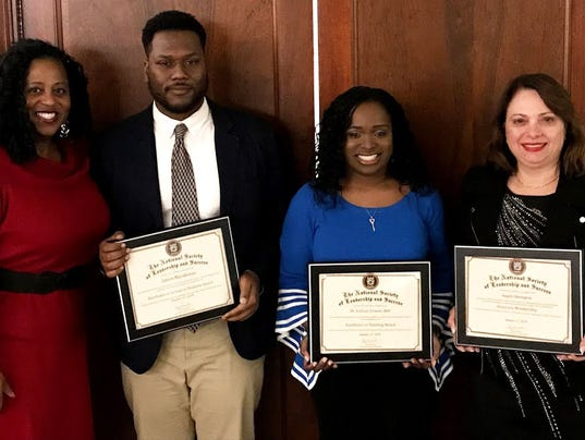 Berkeley College honors Union County student inducted into National Society of Leadership and Success