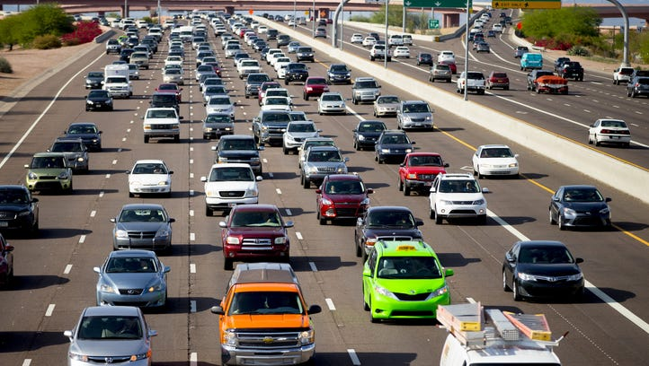 Holiday travel over Memorial Day weekend should be