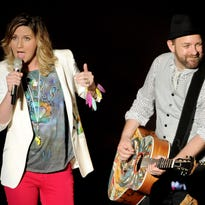 Sugarland will be joined by Frankie Ballard, Lindsay Ell for Aug. 11 stop at Resch