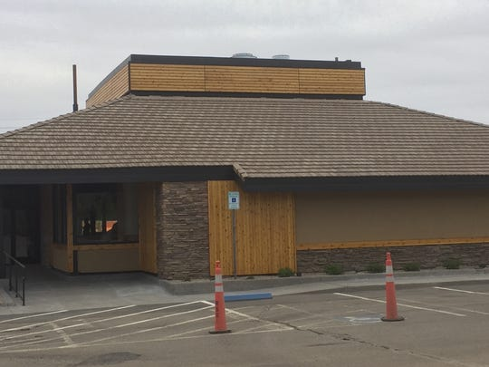 Renovations are proceeding at the new Redwood Rotisserie & Grill, a former Carrows at 860 E. Plumb Lane at Kietzke Lane.