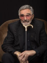 "Burt Reynolds stars in ""The Last Movie Star."""