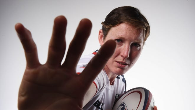 Jillion Potter will lead the American women as rugby sevens makes its Olympic debut.