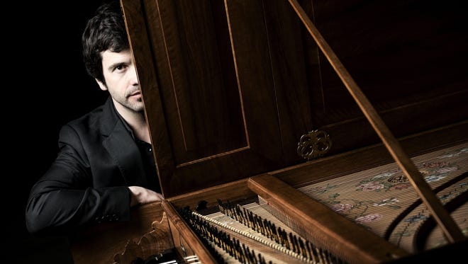 "Ignacio Prego will perform Johann Sebastian Bach's ""Goldberg Variations"" on Thursday in Cornell's Barnes Hall Auditorium."