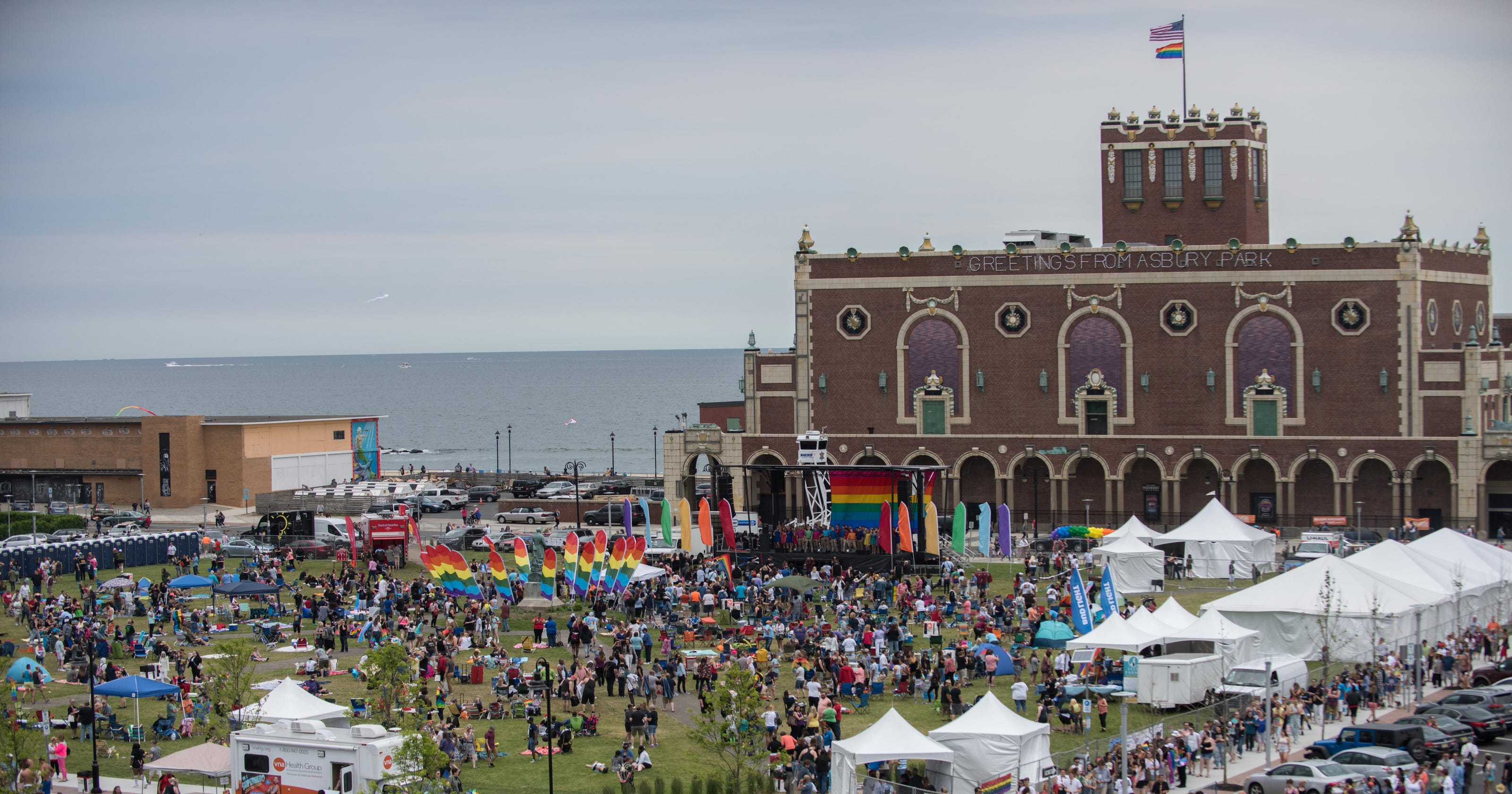 26th NJ LGBT Pride celebration biggest yet
