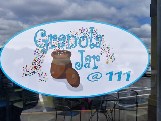 The new Granola Jar at 111 is in the location of the