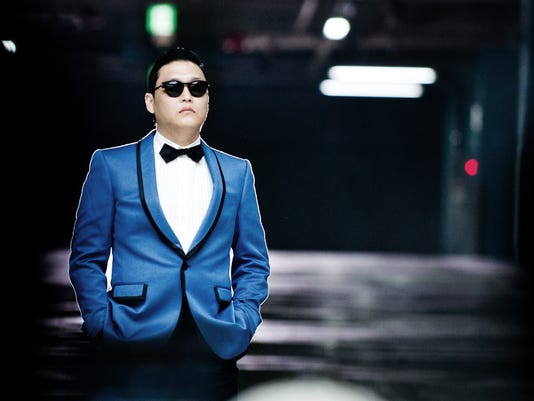 Psy has top video of the year on YouTube
