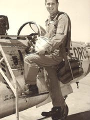 James M. Seabrook spent time in the U.S Air Force as