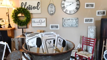 Sweet Tea Station offers unique home decor, gifts