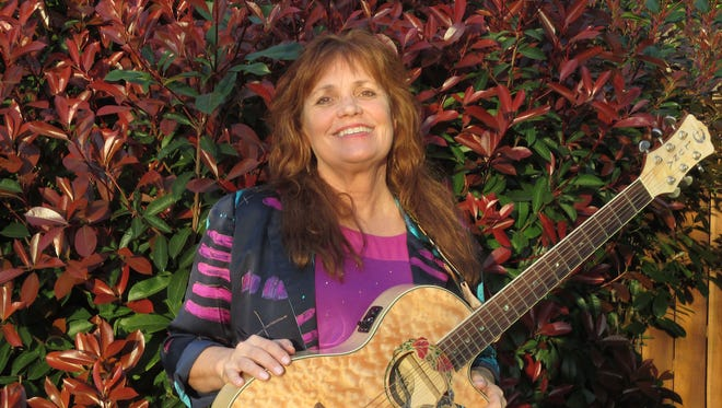 """Singer and songwriter Janie Seeger will perform with her band """"Kickin' It."""""""