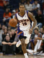 Raja Bell, former Suns player, is a first-year director