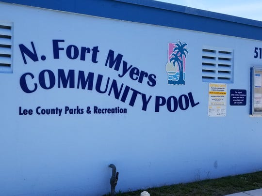 North Fort Myers Community Pool is being rebuilt after closing for repairs a few months ago. A contract is due to be signed this summer.