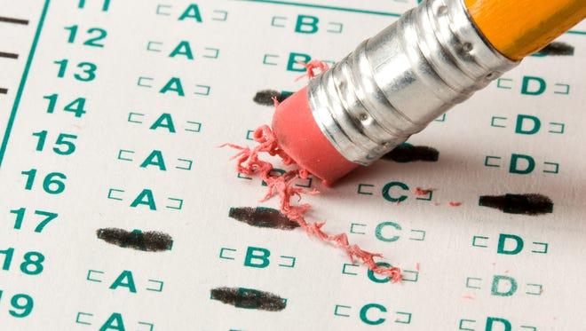 Stock photo: Test Quiz