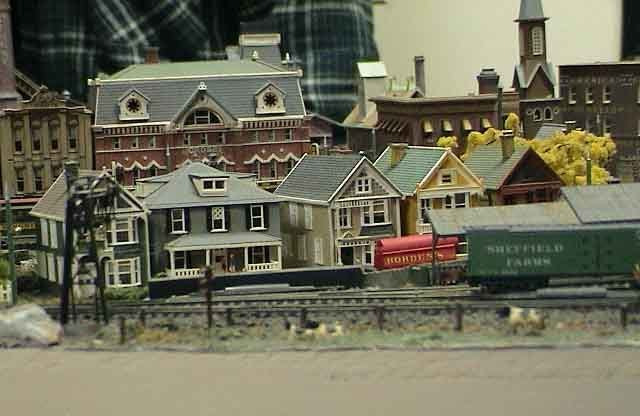 Exterior: Model Train Expo To Benefit Historic Hyde Park Station