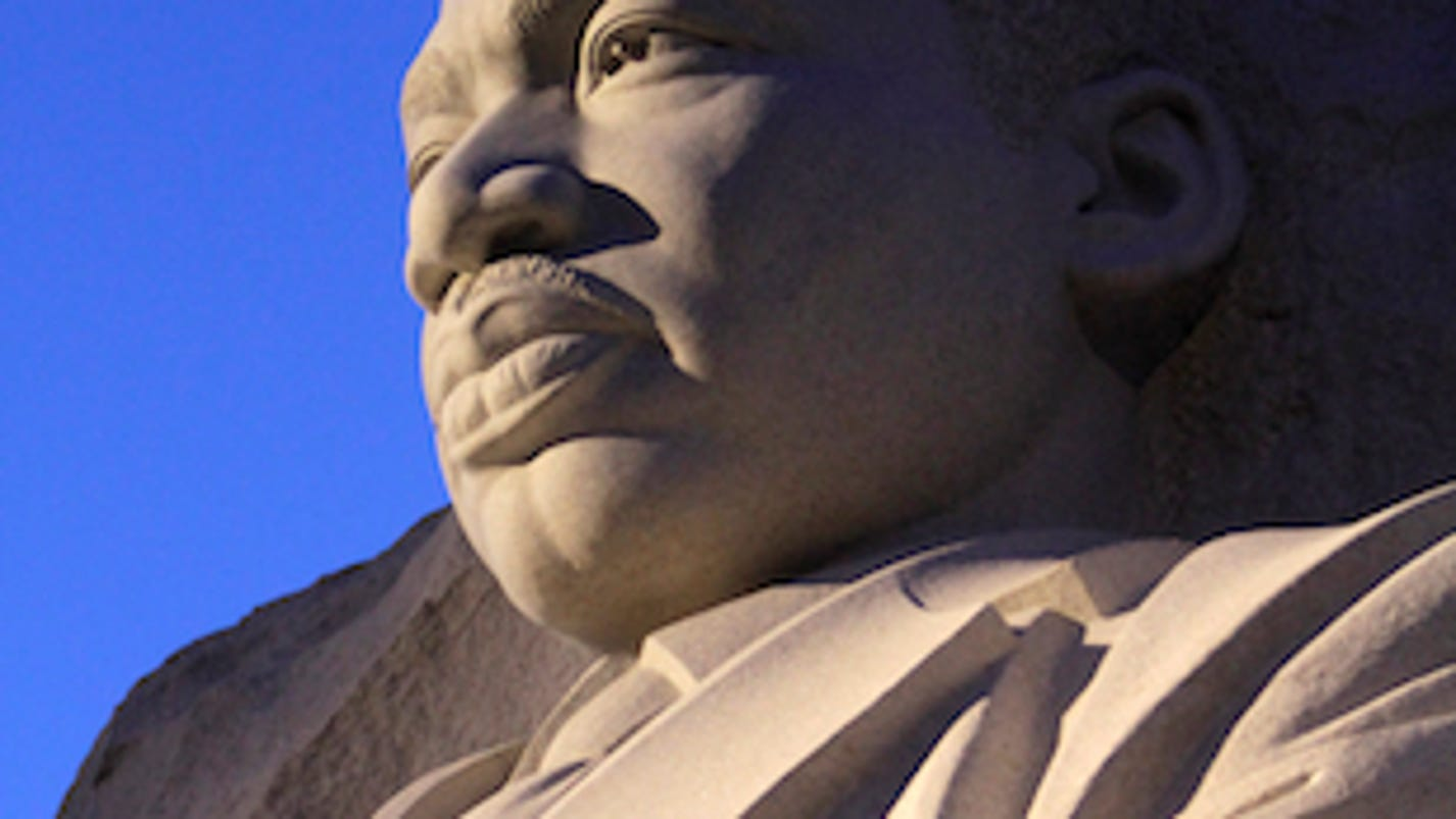 That Martin Luther King Jr. speech used in Ram's car ad? It goes on to criticize car ads.