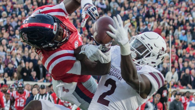 This year's Egg Bowl is set for a 6:30 p.m. kickoff on Thanksgiving.