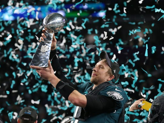 NFL: Super Bowl LII-Philadelphia Eagles vs New England Patriots