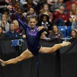 LSU gymnastics finishes 4th nationally
