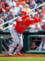 The Angels have concerns about Shohei Ohtani at the