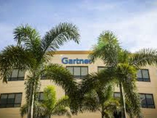 Gartner is a growing global tech consultancy based