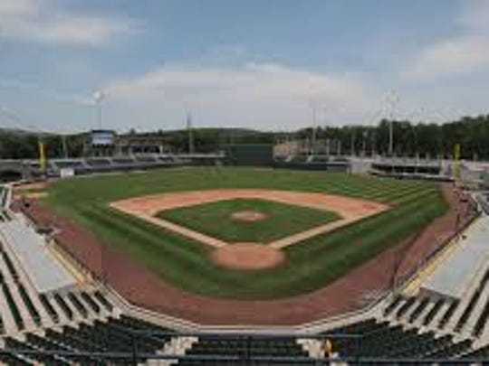 Palisades Credit Union Park, where the Rockland Boulders play.
