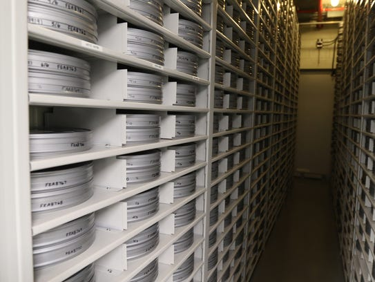 Rochester's best kept secret: A nitrate film collection