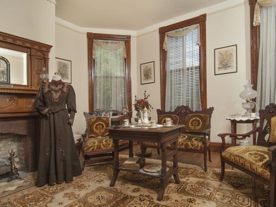 The historic home dates back to 1891 and offers a charming option for weddings and other events.