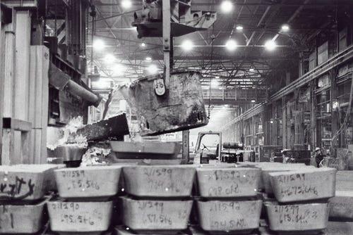 Alcoa will shut down smelter, 600 jobs affected