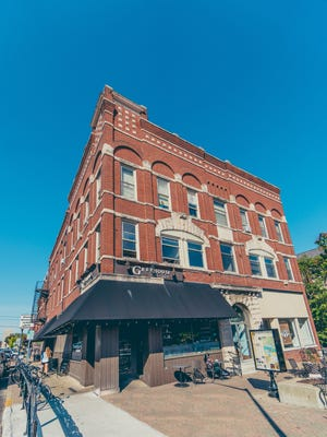 Greyhouse Coffee & Supply Co. at 100 Northwestern Ave, West Lafayette