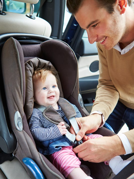 CHILD CAR SEATS Stricter PA Law Clears Confusion