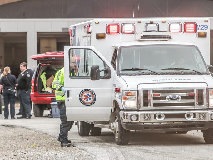 Friday March 28th, 2014, fire and rescue crews were called to the Rolls Royce plant after 1:00pm on south  Tibbs Ave. after an explosion involving an acid vat. Eight workers were transported to area hospitals in stable condition. The plant remains evacuated, and second shift has been cancelled.