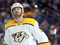 What can NHL do to punish Predators' Austin Watson after no-contest plea?