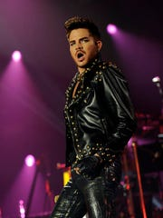 FILE - In this July 3, 2014 file photo Adam Lambert