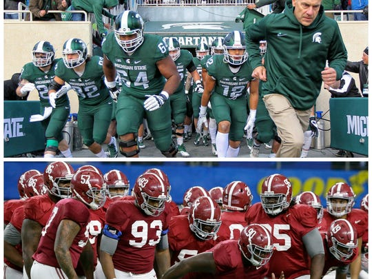 The Big Ten and the Southeastern Conference don't like each other. But then you knew that.