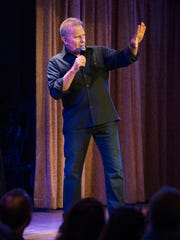 Paul Reiser brings his stand-up act to the Keswick Theatre in Glenside, Pennsylvania, on Nov. 5.