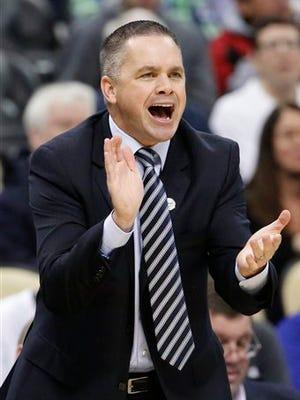 Butler coach Chris Holtmann