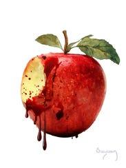 'Empire of the Dead' apple