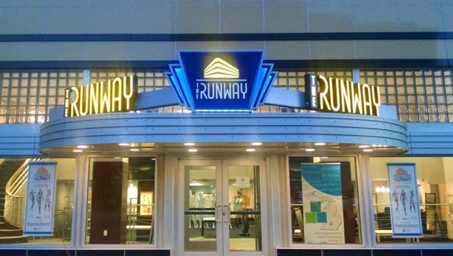 The Runway will leave its Knapp's Centre location by July 1.