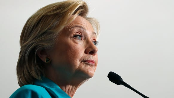 Hillary Clinton defends Clinton Foundation, State Department