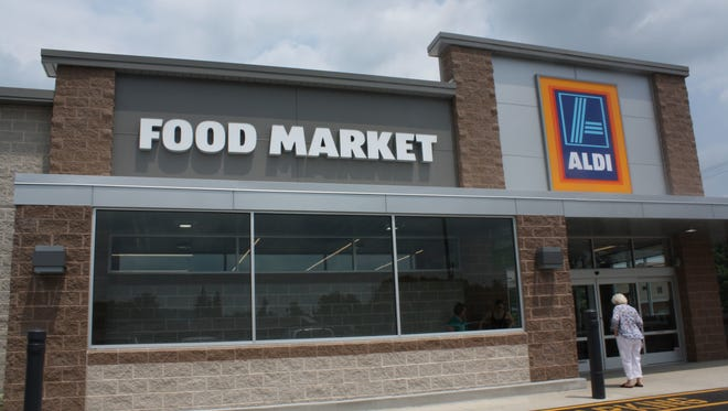 The ALDI on Upper Front Street in Chenango Bridge was remodeled in June.